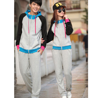 Custom 100% Polyester Windproof Mens/womens Tracksuit/ Sports Track