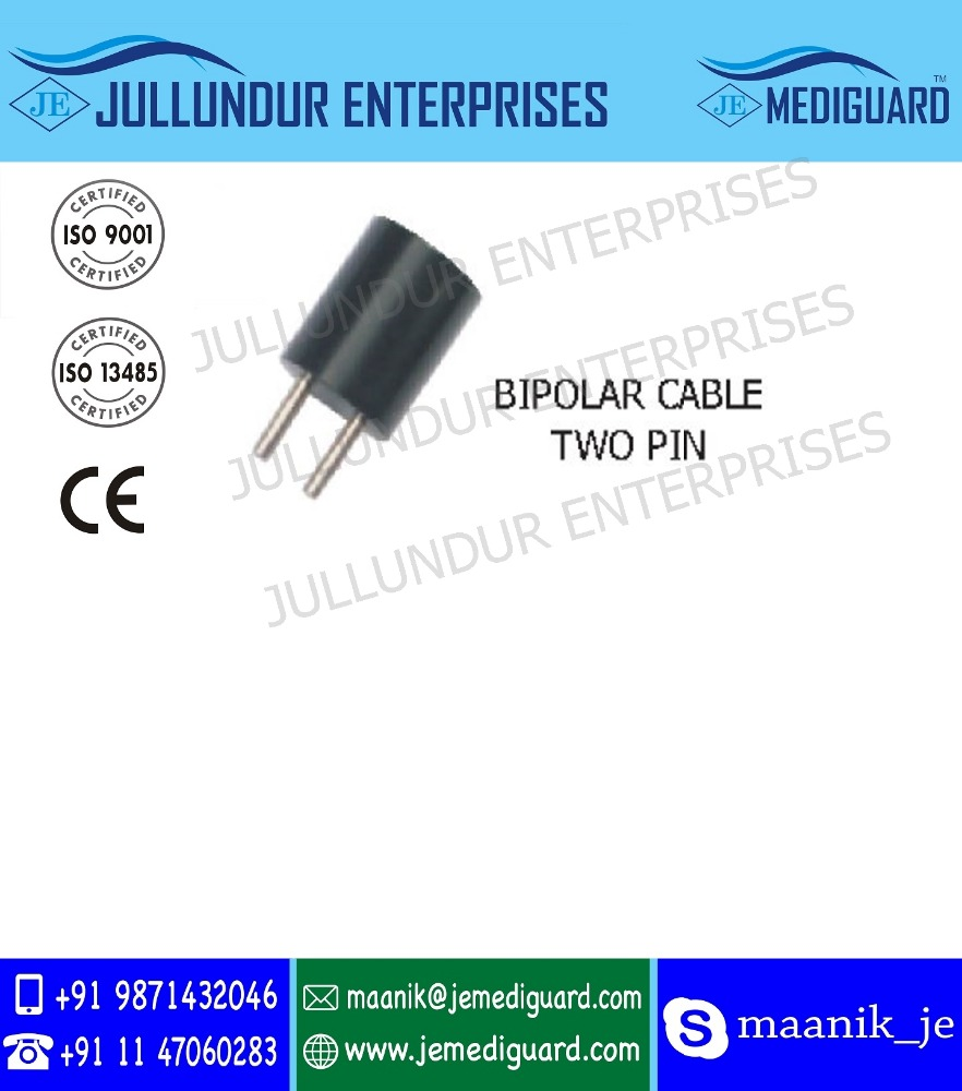 BIPOLAR CABLE TWO PIN 2