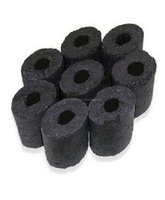 Hexagonal Sawdust Charcoal briquette wood charcoal for bbq