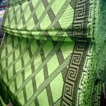 Factory Price Seersucker Wholesale Polycotton 65/35 Fabric Krep Printed With Good Yarn Crepe for Bedding
