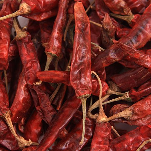 dried red crushed hot chili and sweet paprika S17 Dry Red Chilli Fresh and Dry Red Chilli