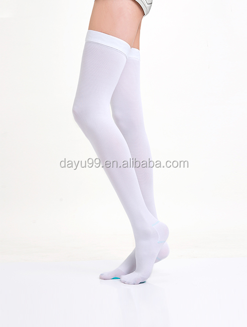 Anti-Embolism knee high sock compression stockings Made in Taiwan