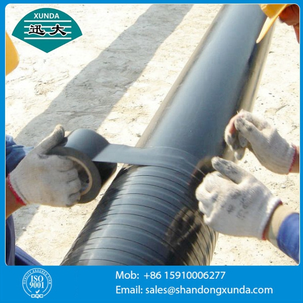 1.0mm thickness anti corrosive tapes for undergorund pipeline