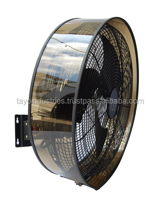 Combo Set Wall Mounted Water Mist Fan