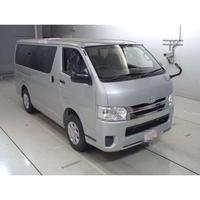 (Semi-high roof ) 2017 model Mini Bus Van Hiace Van for sale