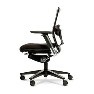 Senses Lowback Mesh Office Chair with Armrest