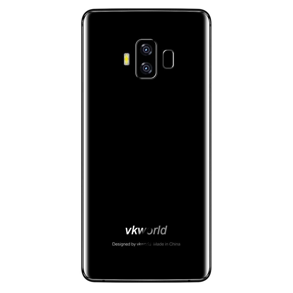 "Factory price 5G VKworld S8 5.99"" 18:9 FHD SmartPhone, Dual Back Cameras, 5500mAh Battery, Android 7.0 mobile cell phone"