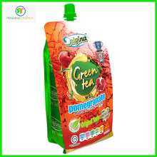Origina Green Tea With Pomegranate Fruit Concentrate Jucie Drink