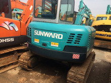 top brand used sunward excavator for sale