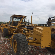 CAT 140G Motor Grader, Used CATERPILLAR 120G 12G 140G 14G 140H 160H 140K 160K for sale