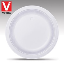 Vytra Catering Use 10 Inch Disposable PS Plastic Plate