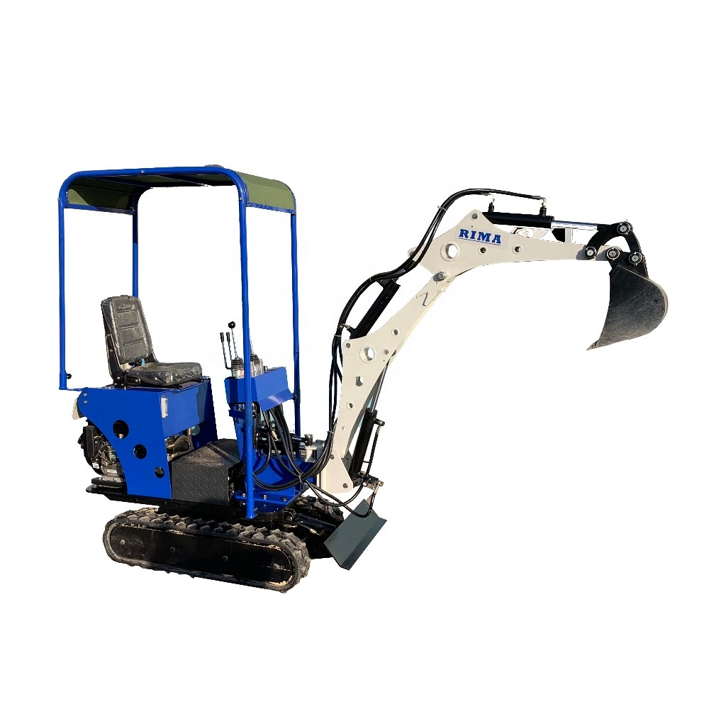 Chinese Mini Clawer Excavator 1.8km/<strong>h</strong>
