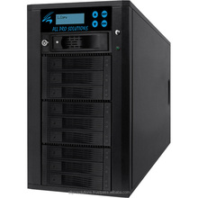 "Hard Disk Drive Duplicator 1 to 9 SATA 3.5"" 2.5"" External Hard Drive Copier"