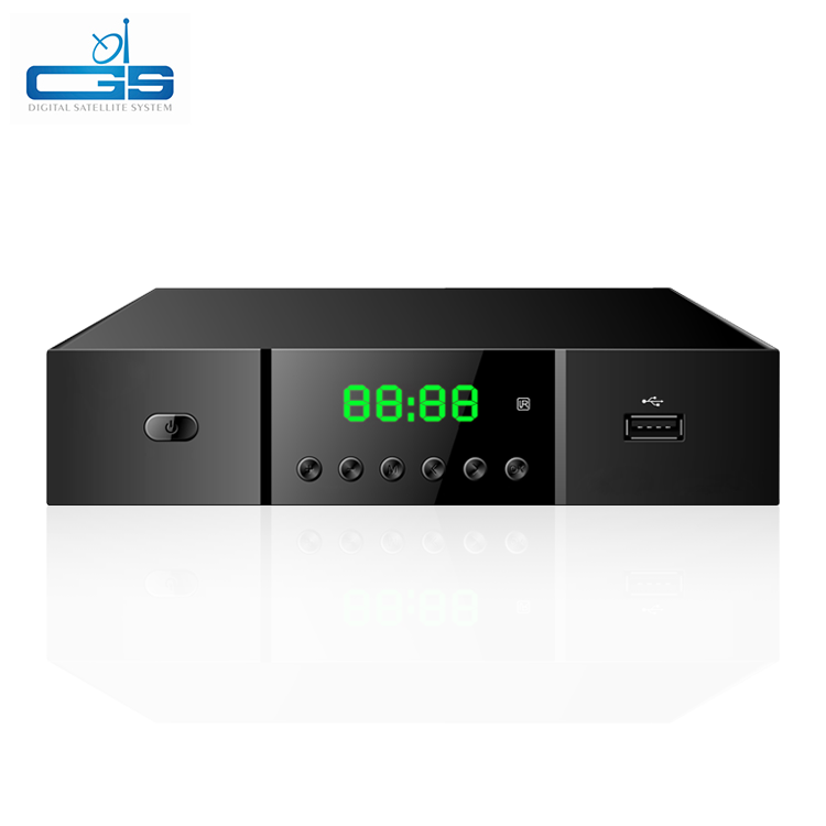 Top sell internet tv box dvb t2 scart receiver