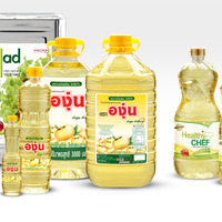 Refined Amp Crude Vegetable Cooking Oil