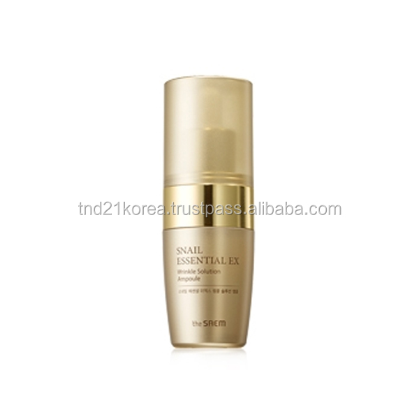 THE SAEM Snail Essential EX Wrinkle Solution Ampoule