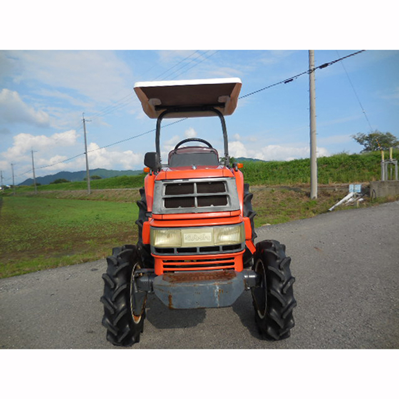 High Quality Secondhand Japaneseverge Mower with 45hp 4WD