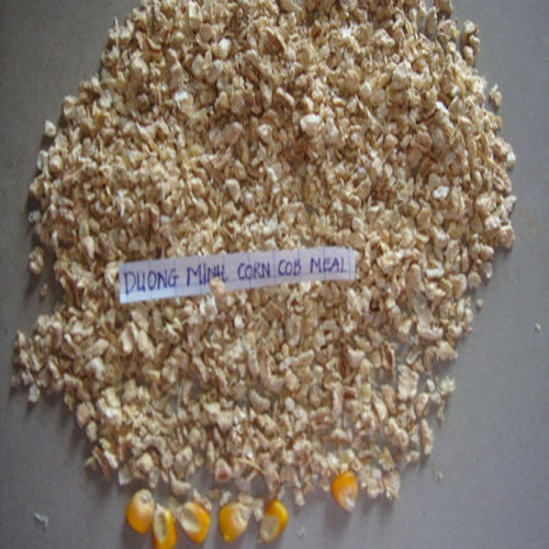 Corn cob meal for mushroom, animal feed, bulk corn meal