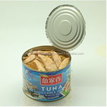 CANNED VALUE ADDED TUNA AND MEXICAN SALAD FROM THAILAND BLUE RIVA / RITA BRAND