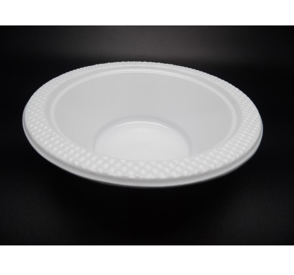 High Quality Disposable Plastic Packaging Bowl 5 inch made In Indonesia