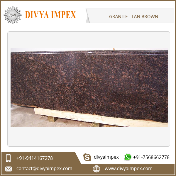 Tan Brown Granite Bathroom Vanity Top and Granite Countertop
