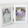 Preserved Fresh Flower Funny Photo Frame With Baby Picture