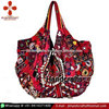 New Indian fashionable Vintage Banjara Hobo Bag Sari Patch Tote Bag Tribal Embroidered Handbag