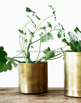 Round Planter For Your Daily Freshness- Flower Vase cum Planter