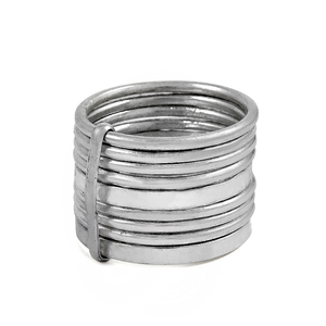 Admirable 925 sterling silver spinner meditation ring handmade silver jewelry spinner rings suppliers exporters