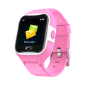 MTK6261D 0.67 inch Android & iOS Kid Watch 1 Key SOS GPS WIFI SIM Card Kid Smart Wrist Watch Wearable GPS Tracker