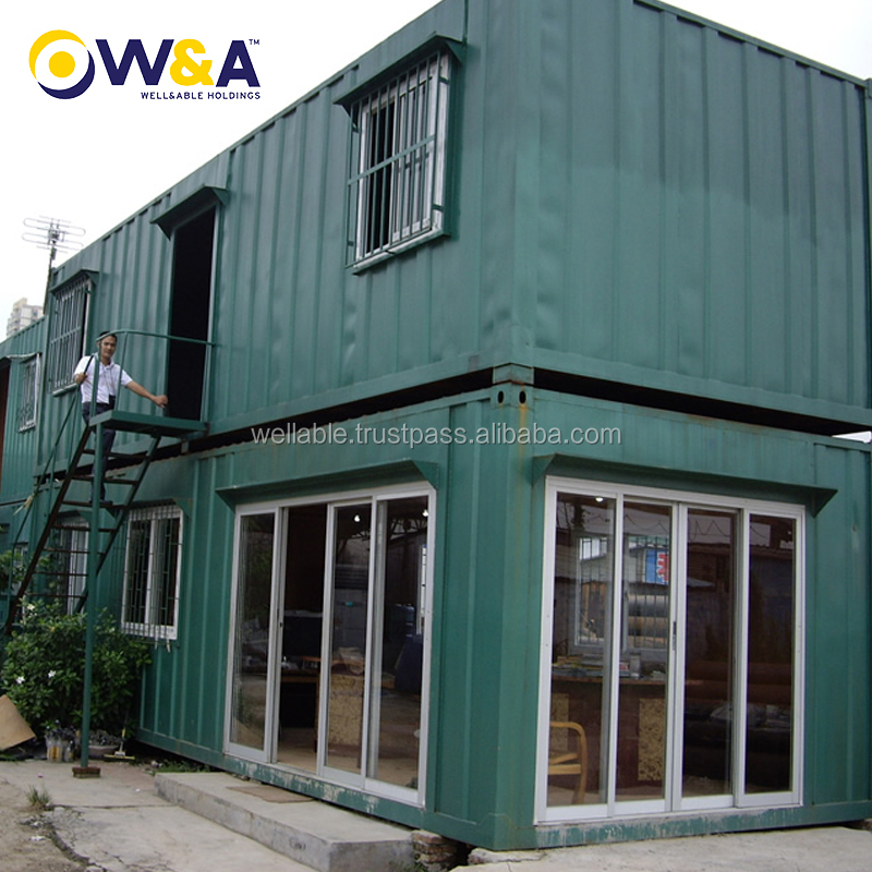 Australian Standard Prefabricated House/Prefab House/Mobile Container House for Labor Camp/Hotel/Office/Accommodation