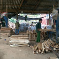 Acacia Sawn Timber made Viet Nam