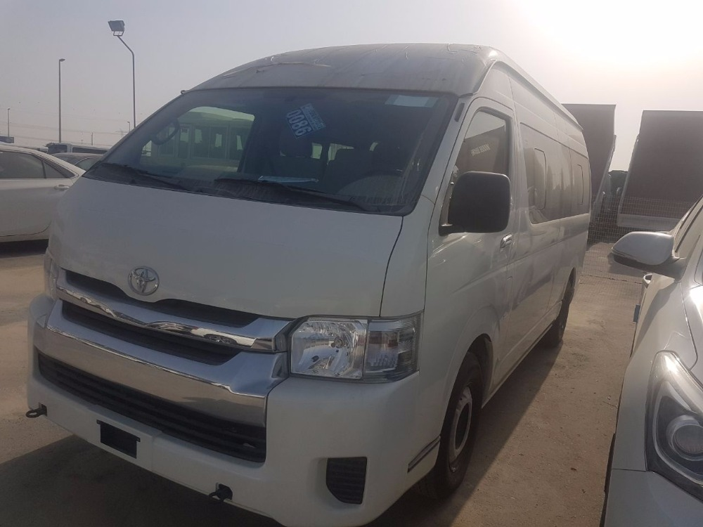(2016) Toyota HIACE HI-ROOF Diesel 16 Seat Manual Brand New