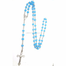 6mm glass Beads Rosary