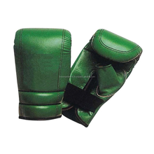 custom Strike Bag Mitts / Leather Boxing Bag Gloves / Heavy Bag Gloves