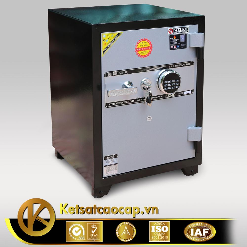 ELECTRONIC LED Korea STEEL WELKO SAFES - KS140 EK