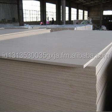 RAW MDF - PLYWOOD - BLOCK BOARD Made In Indonesia