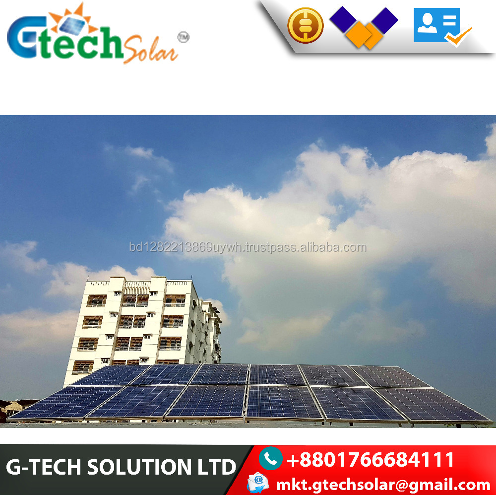 High power Polycrystalline 50wp low price Gtech mini high efficiency Solar panel