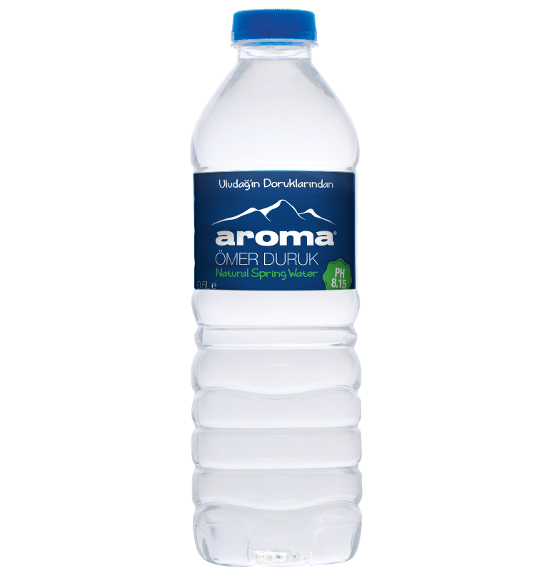 AROMA 0.5L PET NATURAL SPRING WATER