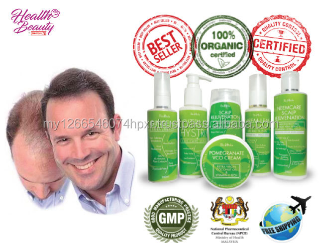 Malaysia Anti Hair Loss and Hair Growth Herbal Hair Care Treatment Products