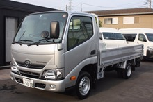 Latest 2017 Toyota Toyoace 1.5 Ton Truck From Japan
