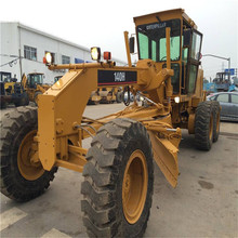 Used CAT 140H motor grader with excellent performance and strong power