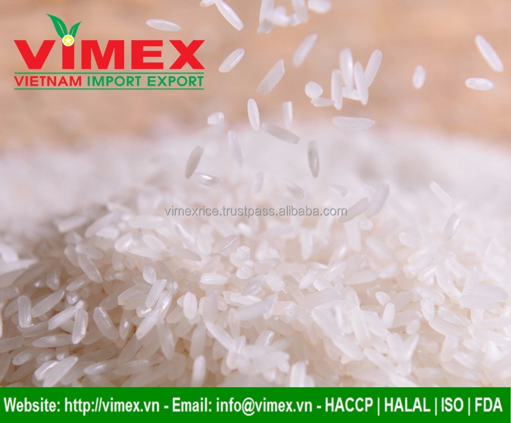 JASMINE RICE VIETNAM 3% 5% BROKEN ---- [Skype: vimex.henry --- Cell: +84 909 808 808] VIMEX IMPORT EXPORT CO.,LTD