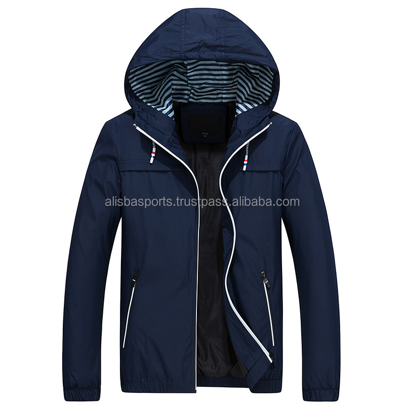 2017 New Hooded Bomber Jacket Men Outwear Overcoat Autumn Spring Men's Jackets And Coats Casual Hoodies Male Brand Clothing