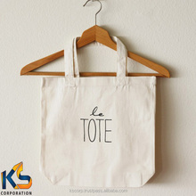 Custom printed 100% Cotton Tote Bags