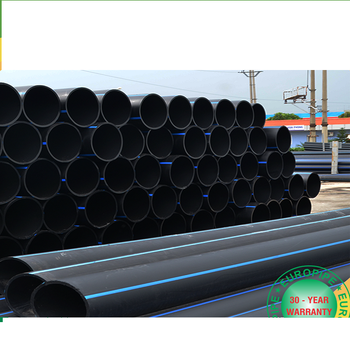 PN25 HDPE pipe 32mm, 63mm, 110mm, 160mm for water supplying, water line