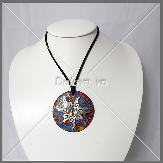 New design coconut necklace Nguyen tan phat
