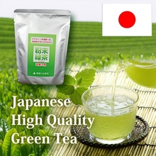 High-grade and nutritious green tea / easy to use made in Japan