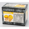 Heladiv Lemon Ginger HERBAL INFUSION 20 Sachets ISO22000 Certified Ayurvedic Drink Isotonic Drink