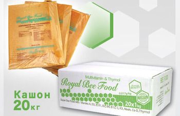 ROYAL BEE FOOD-MULTIVITAMIN AND TIMOL